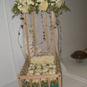 Christening Flowers & Keepsake Gifts