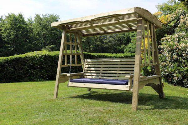 Antoinette Garden Swing 3 Seater 1
