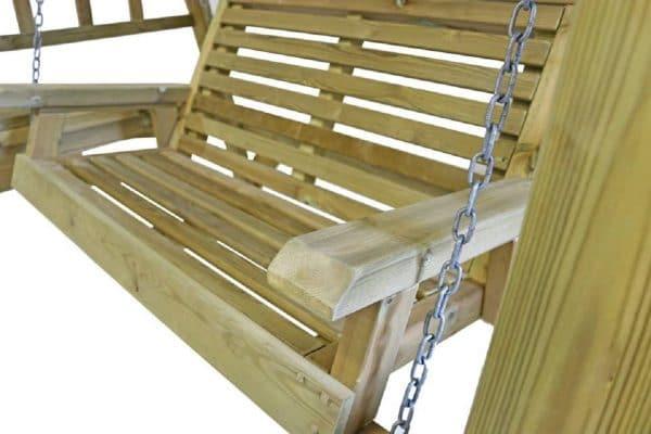 Pergola Swing – 2-Seater 3
