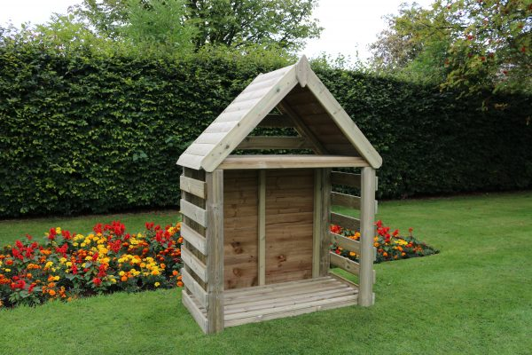 garden log store