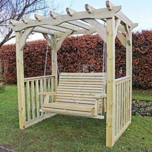ophelia garden swing