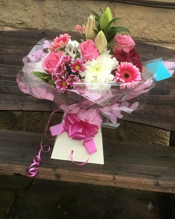 flower bouquet leeds