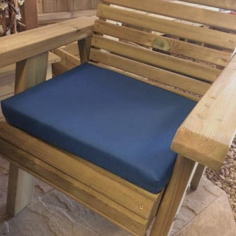 Single-seat-pad-blue